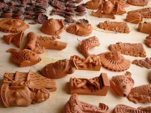 Глиняные изделия своими руками